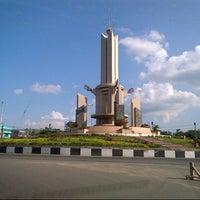 Photo taken at Simpang Empat Banjarbaru by sandi a. on 7/5/2012
