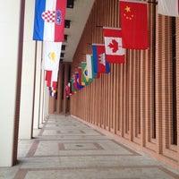 Photo taken at Von KleinSmid Center (VKC) by Amorntep P. on 7/3/2012