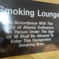 Photo taken at Smoking Lounge by Ken P. on 7/25/2012
