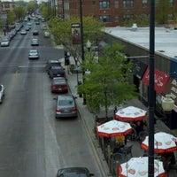 Photo taken at CTA - Montrose by AJ S. on 4/14/2012