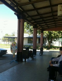 Terminal de ómnibus de San Antonio de Areco