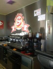 Café Snack-Bar Símbolo