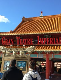 Gran Teatro Maya / Gran Teatro Imperial
