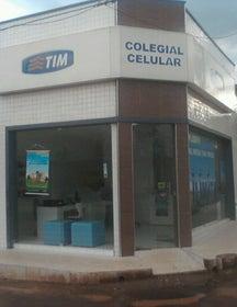 Colegial Celular - Revenda TIM