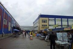Ждановичи - Тороговый центр