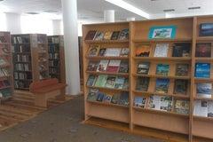 Библиотека №10 им. М. Минковича - Библиотека