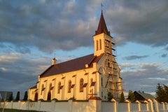 Костел Святой Троицы в Березе - Костёл