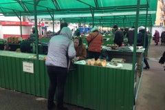 Чижовский рынок - Рыночный комплекс
