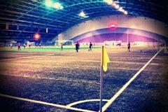 Футбольный манеж - Футбольный манеж