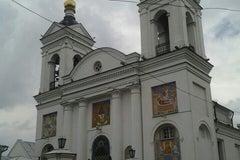 Свято-Покровский кафедральный городской собор г. Витебска - Собор