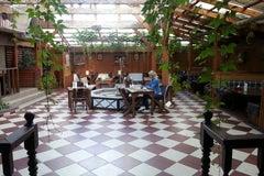 Дамаск - Кафе