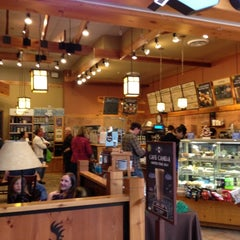 Photo taken at Caribou Coffee by Yolanda s. on 4/6/2012