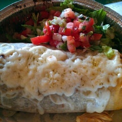 Photo taken at Cafe Rio Mexican Grill by Mandy M. on 9/7/2012
