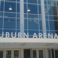 Photo taken at Auburn Arena by Jen E. on 8/12/2012