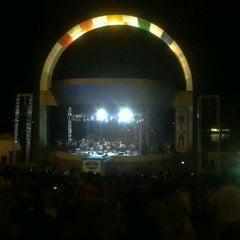 Photo taken at Virada Cultural - Ponta Negra by Paulo Roberto A. on 5/27/2012