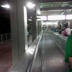 Photo taken at Universal Orlando Resort Parking Complex by Blake B. on 8/31/2012