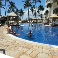 Photo taken at Kea Lani Adult Pool by Chelsea B. on 8/23/2012