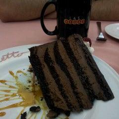 Photo taken at Tintoretto Bakery (Venetian Hotel) by Alejandra C. on 3/4/2012