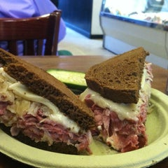 Photo taken at Michael's Deli by michael m. on 5/8/2012