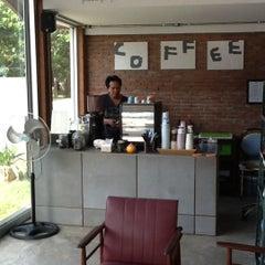 Photo taken at Boy's Organic Coffee Shop by Marina S. on 6/20/2012
