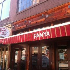 Photo taken at Panya Bakery by Atsushi H. on 3/26/2012