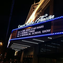 Photo taken at The Count Basie Theatre by Morgan O. on 3/25/2012