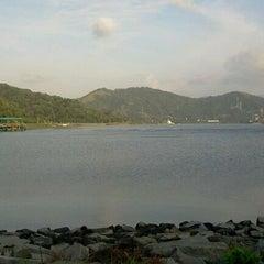 Photo taken at Royal Malaysian Navy, Sepanggar by Tok Mat on 3/16/2012