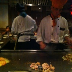 Photo taken at Japanese Village Steak House by James J. on 7/23/2012