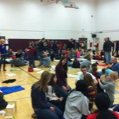 Photo taken at Columbus Academy by Marina M. on 3/4/2012