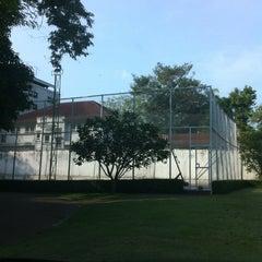 Photo taken at Rasami International School by MadFroG on 4/25/2012