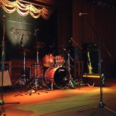 Photo taken at Cotton Club / コットンクラブ by DEAD HEAT SOUND Y. on 8/31/2012
