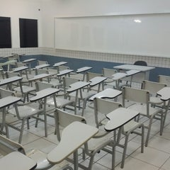 Photo taken at Centro Universitário Estácio do Ceará by Danilo J. on 7/19/2012