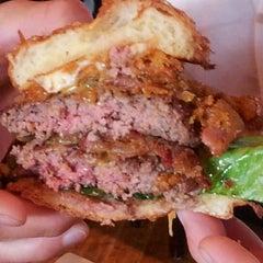 Photo taken at Burger Jones by Anita D. on 6/23/2012