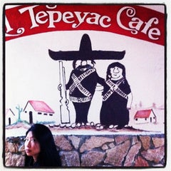 Photo taken at Manuel's Original El Tepeyac Cafe by Andy C. on 2/13/2012