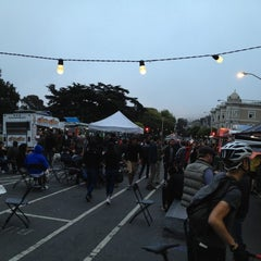 Photo taken at Off the Grid: Upper Haight by Jimmy B. on 8/31/2012