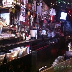 Photo taken at Trash Bar by Brian M. on 2/23/2012