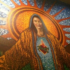 Photo taken at Gracias Madre by Erin S. on 2/23/2012