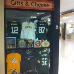 Photo taken at Appleton International Airport (ATW) by Aaron W. on 8/22/2012