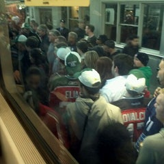 Photo taken at Newark PATH Station by Robert C. on 3/17/2012