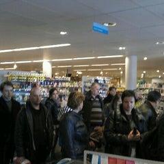 Photo taken at Albert Heijn by Chiel Q. on 4/11/2012