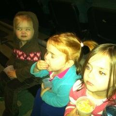 Photo taken at Regal Cinemas Germantown 14 by Allison S. on 3/26/2012