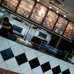 Photo taken at La Brasa Chicken by Vonda H. on 4/21/2012