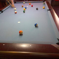 Photo taken at Fun Billiards by Hiep V. on 4/30/2012