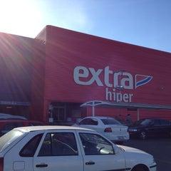 Photo taken at Hipermercado Extra by Sérgio R. on 5/1/2012
