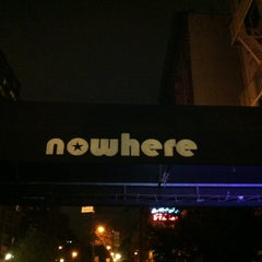 Photo taken at Nowhere Bar by Guy on 4/8/2012