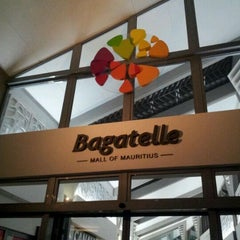 Photo taken at Bagatelle Mall Of Mauritius by Jason on 2/7/2012