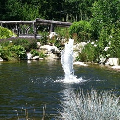 Photo taken at Coastal Maine Botanical Gardens by Erin on 7/9/2012