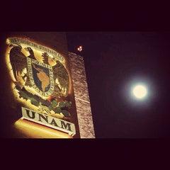 Photo taken at Universidad Nacional Autonoma de Mexico by Erika V. on 8/29/2012