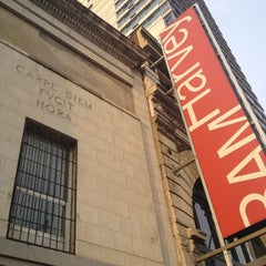 Photo taken at BAM Harvey Theater by Allison B. on 5/30/2012