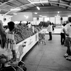 Photo taken at Mercado Municipal de Santo Amaro by Nel H. on 3/17/2012